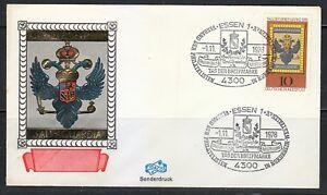 Germany-1978-cover-SST-Sonderstempel-Essen-Tag-der-briefmarke-Ausstellung