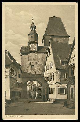 Ak Rothenburg Ob Der Tauber Alte Ansichtskarte Foto-ak Postcard Cx46 Bereitstellung Von Annehmlichkeiten FüR Die Menschen; Das Leben FüR Die BevöLkerung Einfacher Machen Architektur