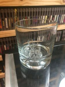 3048629a31a Details about Red Stag By Jim Beam Whiskey Glass With Basketball Bottom