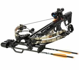 New Bear X Saga 405 Crossbow Package 405 FPS Model #AC93A2A7200