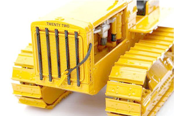 1 16 scale Cat vingt-deux tracteur-Norscot Caterpillar  55154