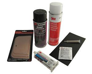 Plastic Bumper Repair Kit >> 3M Automix EZ repair system Plastic bumper repair complete ...