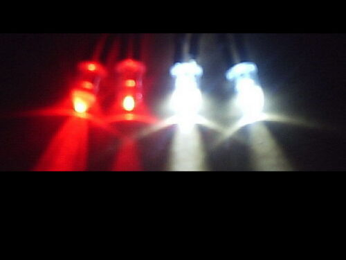 Led Beleuchtung Nr.16 mit Montageringe • Tuning • RC • Modellbau • 1:18
