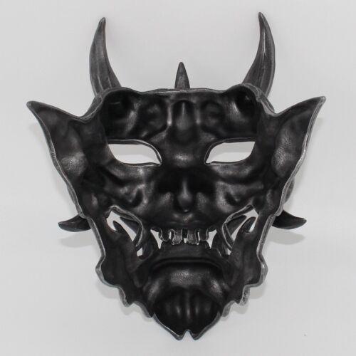 Japanese Prajna Mask Hannya Noh Kabuki Devil Demon Oni Samurai Wall Decoration