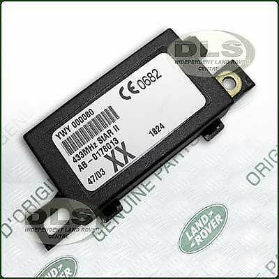 Receiver Alarm Remote 433mhz GENUINE Land Rover Discovery 2 GB//EUR YWY000080LR