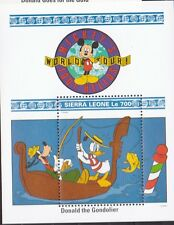 Sierra Leone - MNH - Walt Disney