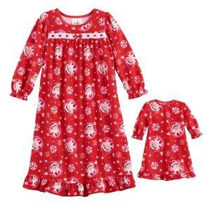 Elf-on-The-Shelf-Girls-Nightgown-doll-New