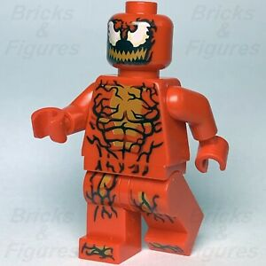 New-Marvel-Super-Heroes-LEGO-Carnage-Minifigure-76113-Spider-Man-Genuine