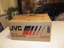 JVC RX-R73TN Stereo Receiver Amplifier NEW IN BOX