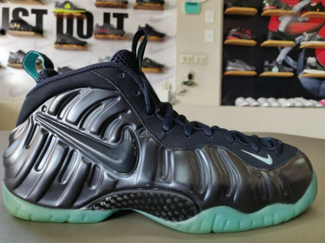 detailing e2ea2 d9288 Nike Air Foamposite One Size 11 Dark Obsidian Light Aqua 624041 402