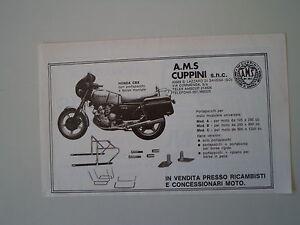 advertising-Pubblicita-1981-CUPPINI-e-MOTO-HONDA-CBX-1000