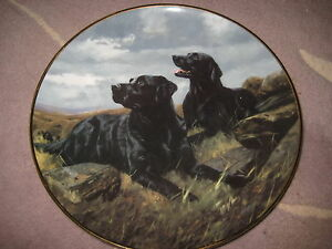 FRANKLIN-MINT-034-READY-TO-GO-034-ROYAL-DOULTON-LIMITED-EDITION-PLATE-8-034-DIAMETER