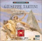 Giuseppe Tartini: The Violin Concertos, Vol. 13 (Misterio anima mia) (CD, Sep-2007, 2 Discs, Dynamic (not USA))