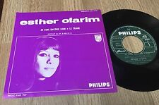 45 tours Juke-box Esther Ofarim Je suis encore loin / Le train 1965
