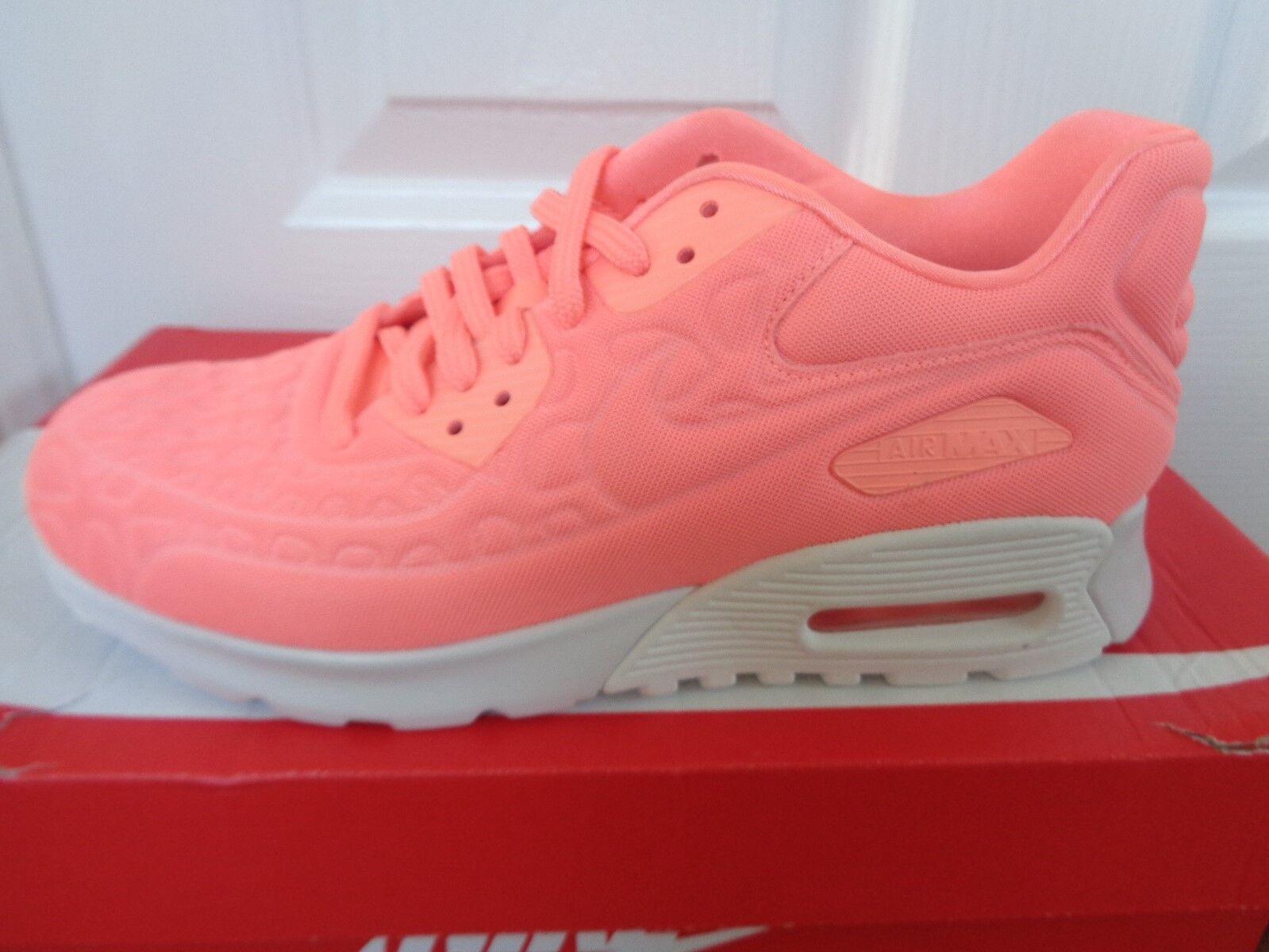 Nike Air Max 90 Ultra Plush wmns trainers 844886 600 eu 38 us 7 NEW+BOX