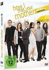 HOW I MET YOUR MOTHER, Season 9 (3 DVDs) NEU+OVP