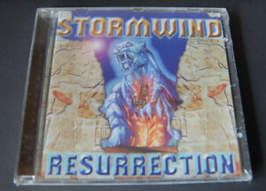 STORMWIND-Resurrection-CD-NEOCLASSICAL-SWEDISH-POWER-METAL-NEW-OVP-SEALED