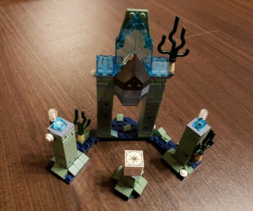 No Minifigs LEGO DC Comics Super Heroes 76085 Battle of Atlantis Parts Pieces