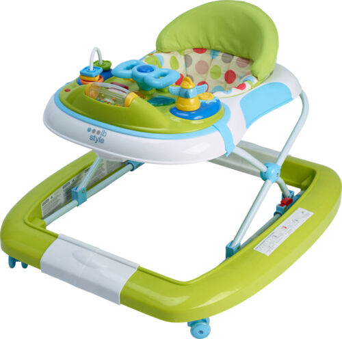 3 in 1 gehfrei tant laufhilfe trotteurs Babywippe Babywalker IB style ®