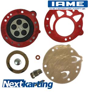 IAME Gazelle Tillotson Full Repair Kit RK126HL for HL394A Carburettor