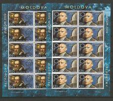 Cept / Europa   2009  Moldawien  Bogen  **