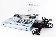 Boss DR-880 Dr. Rhythm w/Power Supply Drum Machine Bass/Guitar Multi-Effects