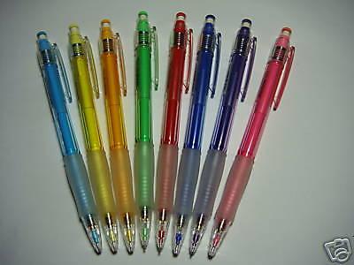 Pilot Color Eno 0.7mm Automatic Mechanical Pencil 8 Set