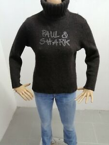 Maglione-PAUL-E-SHARK-Donna-Taglia-Size-M-Sweater-Woman-Pull-Femme-P7012