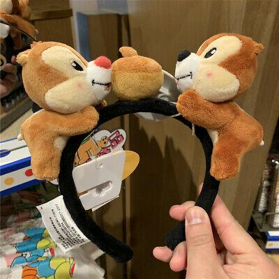 SHDR shelliemay bear 2018 minnie mouse ear Headband Shanghai Disneyland Disney