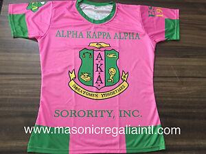 Alpha Kappa Alpha Sorority Tshirt Alpha Kappa Alpha