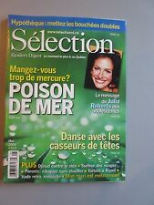 """Selection Reader's Digest Magazine l May 2004  Francais Neuf """"Poison de Mer """""""