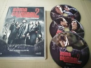 Roma Criminal 2 En DVD Dieu Perdonca Ellos No