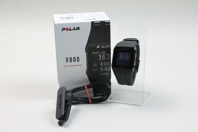 Polar V800 schwarz voll funktionsfähig