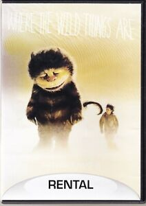 Where the Wild Things Are (DVD, 2010) Catherine Keener ...