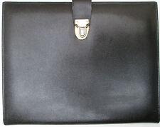-AUTHENTIQUE   pochette LE TANNEUR  cuir   TBEG   bag vintage 60's