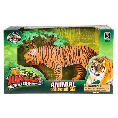 """9/"""" Gorilla Action Figure Kids Children Toys Animals Wildlife Jungle Collectible"""