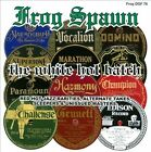 Frog Spawn: The White Hot Batch by Various Artists (CD, Sep-2010, Frog UK)