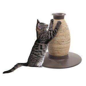 Griffoir Arbre À Chat Forme Vase - Catit Neuf