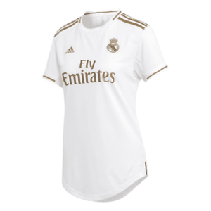 Adidas Real Madrid Women S Home Jersey 2019 20 Ebay