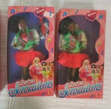 ONE NEW IN BOX NRFB 1987 MATTEL BARBIE AND THE SENSATIONS BELINDA DOLL 4976