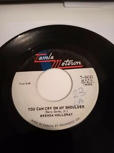 Brenda Holloway - You can Cry On My Shoulder. Tamla Motown. Northern Soul 45.