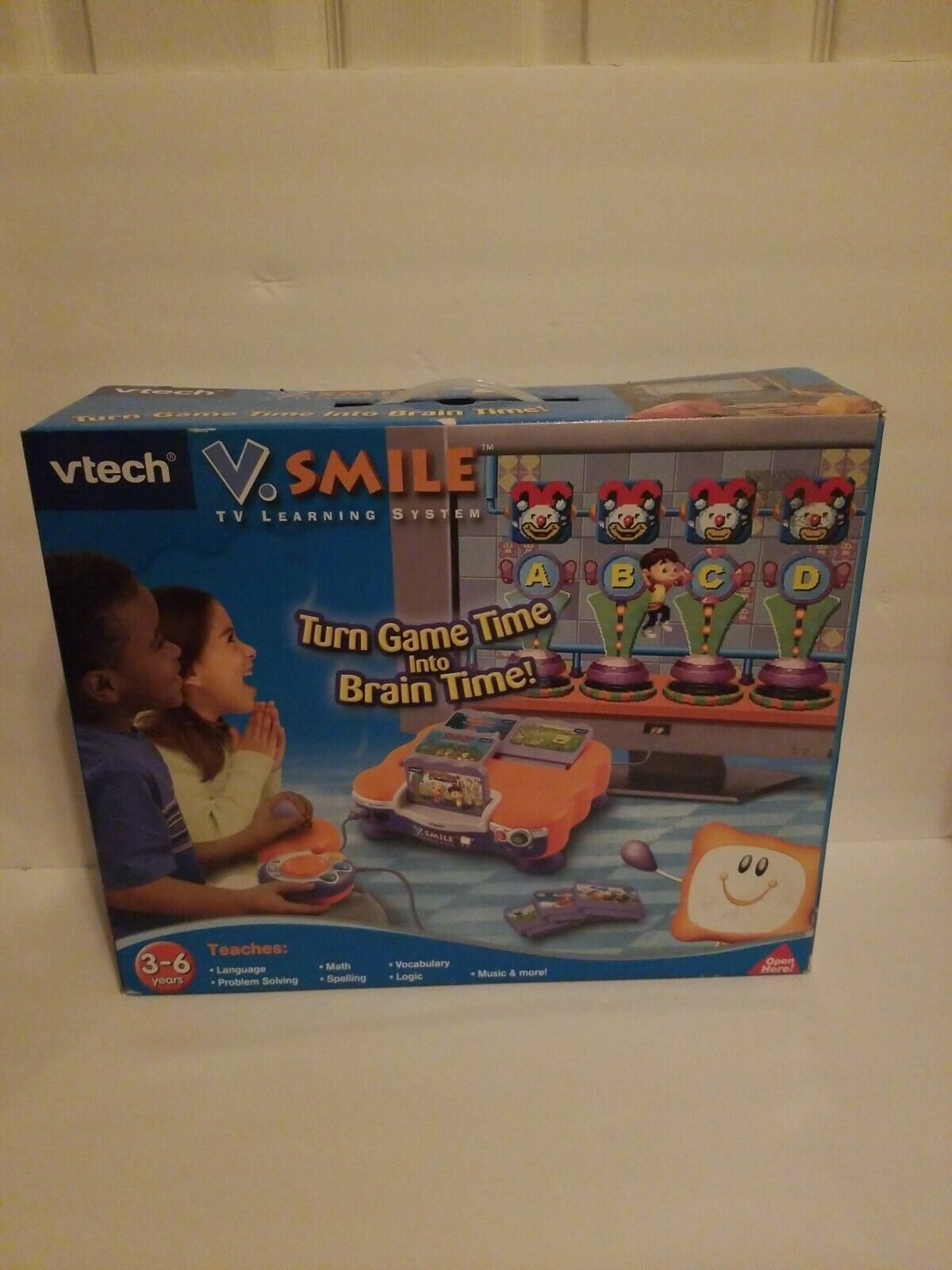 VTech 80-075200 V.Smile TV Learning System