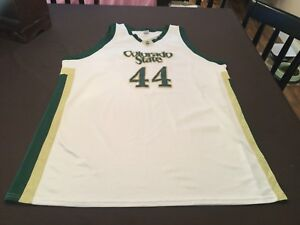 the best attitude a2cf7 530d0 Details about CSU Rams Authentic Basketball jersey Size 3XL Game worn ?  Colorado State