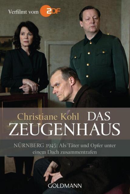 *- Das ZEUGENHAUS - Christiane KOHL  tb  (2014)