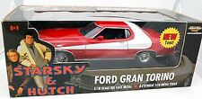 ERTL 1/18 Starsky & Hutch 1976 Ford Gran Torino 76 TV Show 33151 1st EDITION Car
