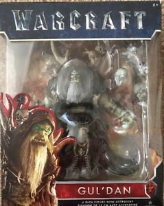 """Warcraft 6/"""" Durotan /& Gul/'Dan Action Figures With Accessory NEW"""