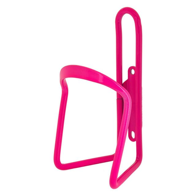 Neon Pink Sunlite Bicycle Water Bottle Cage-6mm