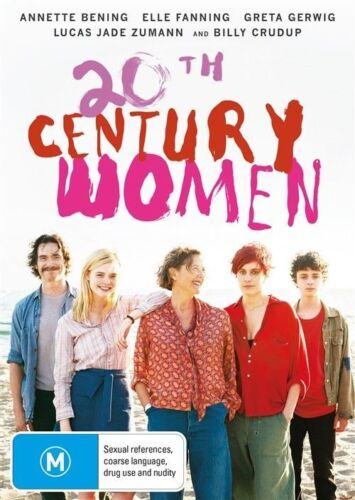 1 of 1 - 20th Century Women (DVD, 2017), NEW SEALED REGION 4