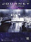 Journey Easy Guitar Tab Anthology by Alfred Publishing Co Inc.,U.S.(Paperback / softback)