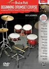 On the Beaten Path -- Beginning Drumset Course, Level 1: An Inspiring Method to Playing the Drums, Guided by the Legends, Book, CD, & DVD by Rich Lackowski, Alfred Publishing (Paperback / softback, 2011)